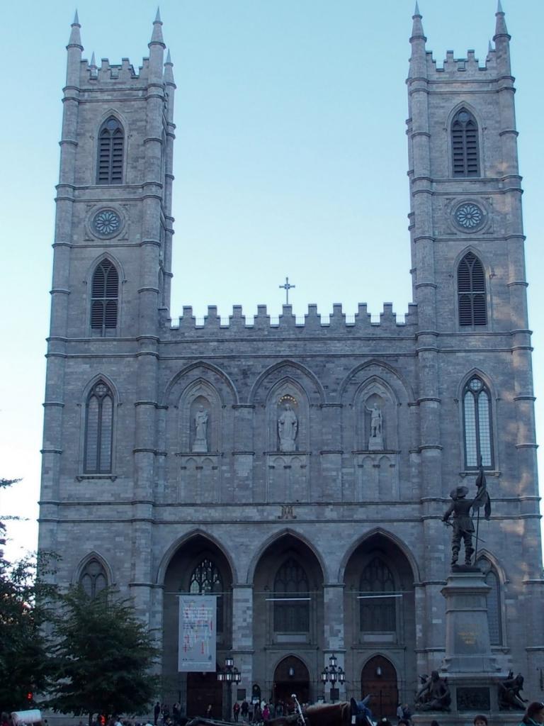 A Montréal 21