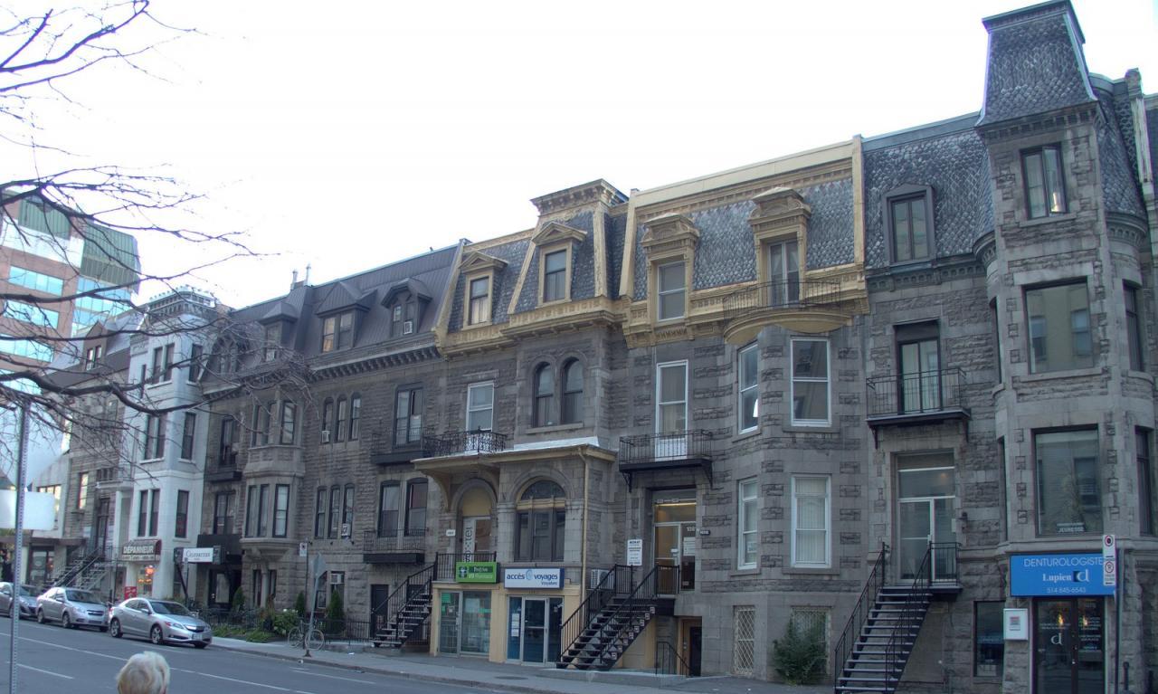 A Montréal 28