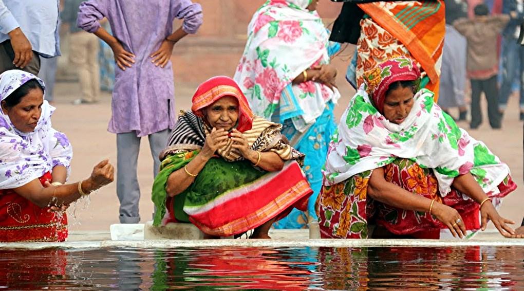 Delhi%20mosquée%20ablutions%20-