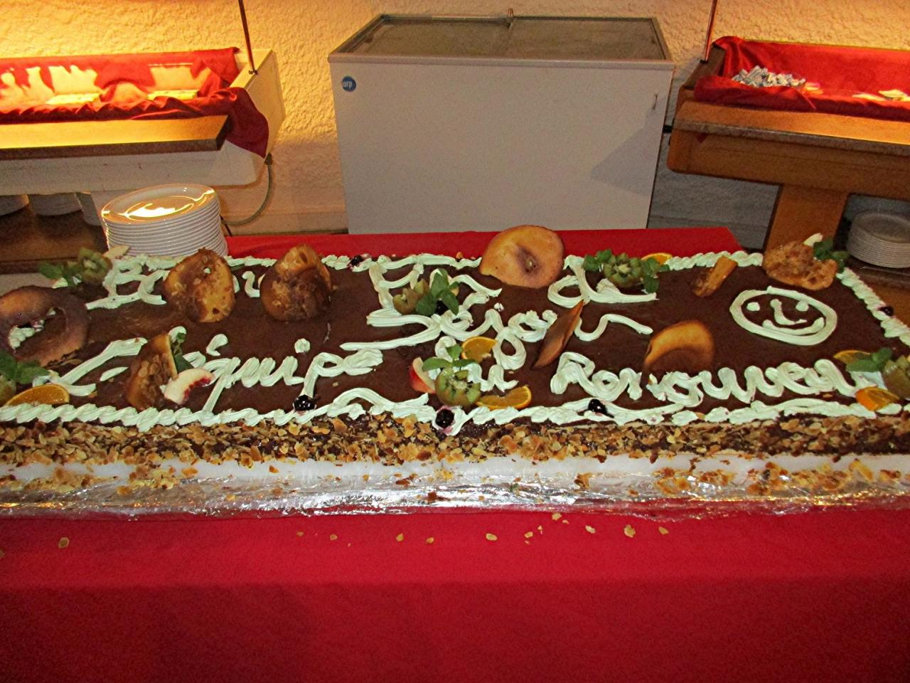 Gâteau de gala BeigMeil (Copier)