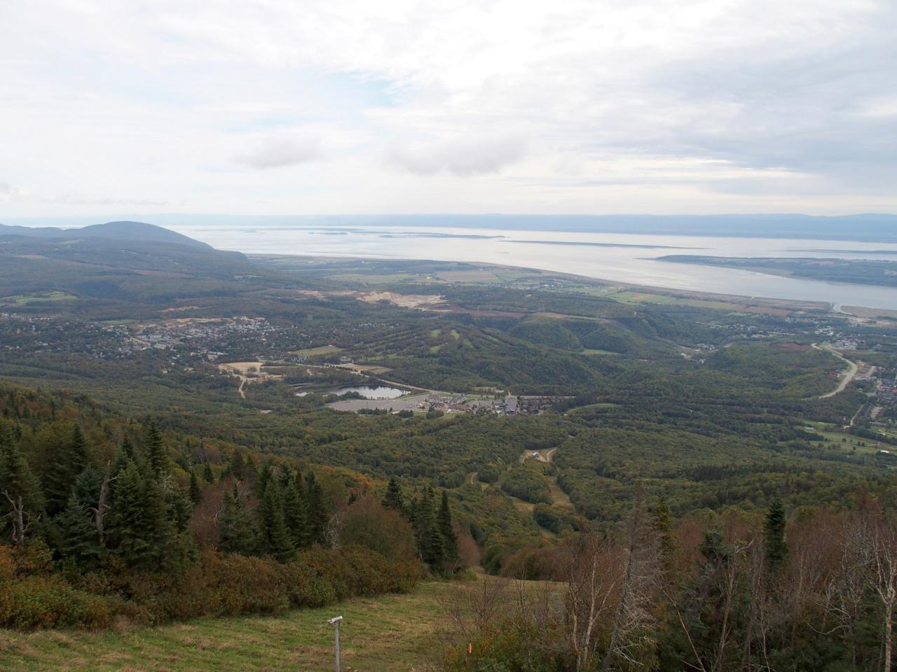 L Mont Ste Anne 9