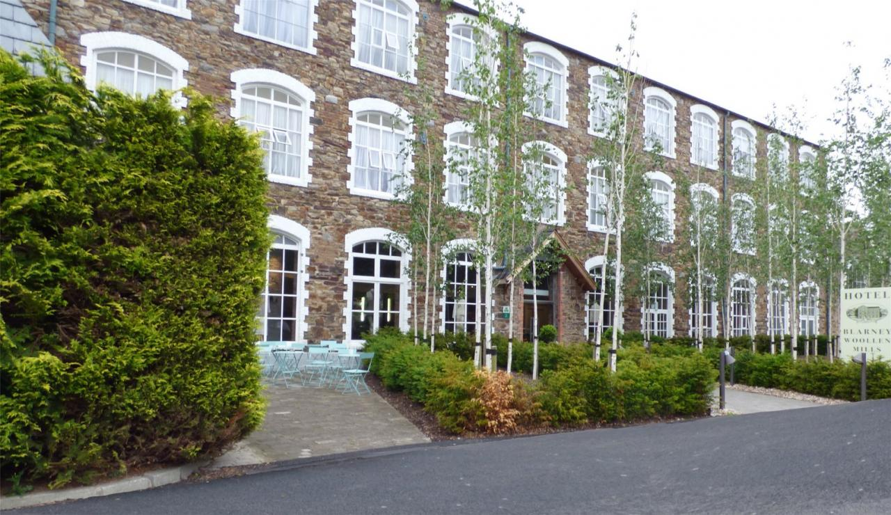 P1000174 Blarney hotel
