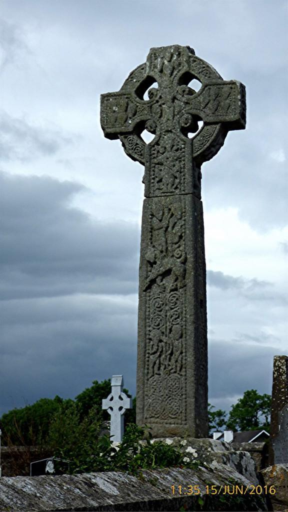 P1000995Croix celtique de Drumcliff