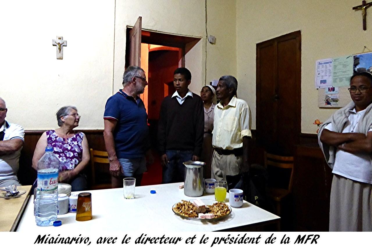 P1010127 avec le directeur et le president de la MFR de Miainarivo