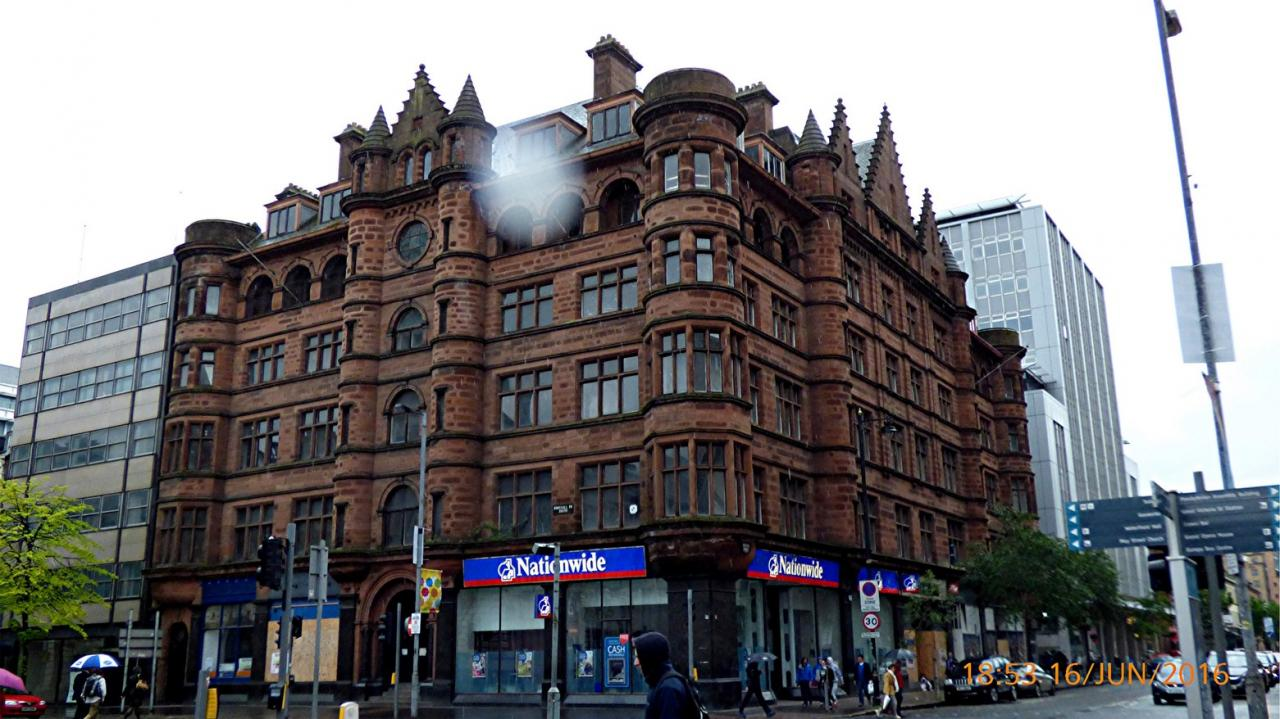 P1010237 Belfast Jurys Inn Belfast Hotel