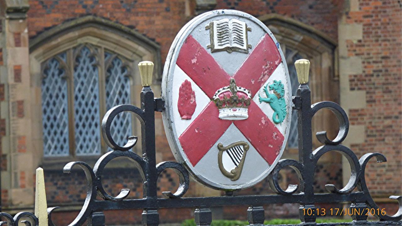 P1010256 Belfast - Queen's University