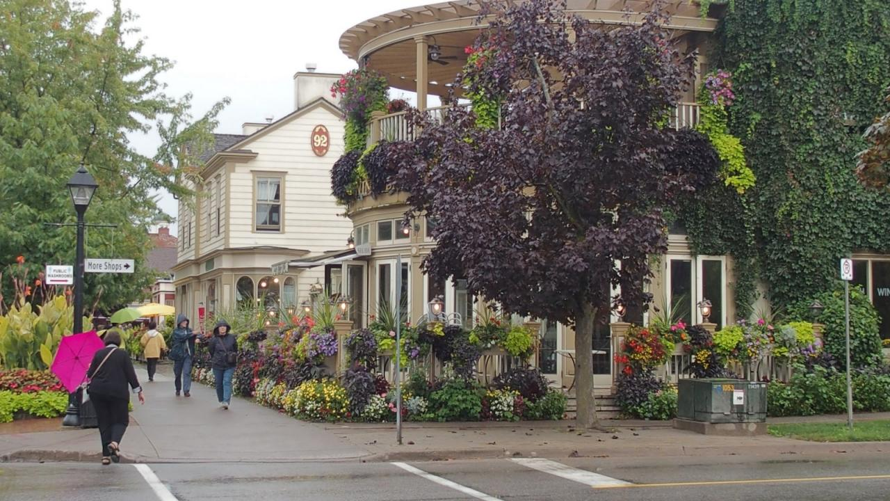 T Niagara on the lake 2