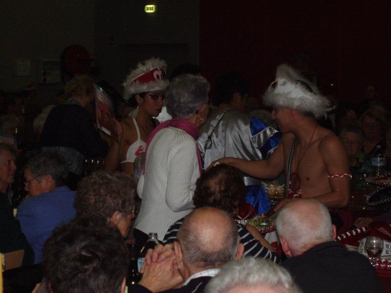Gala 2011 Cordillière des Andes