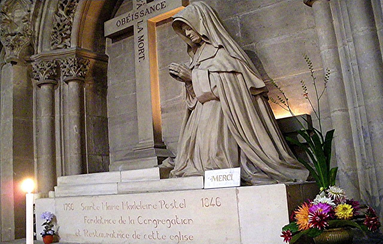 tombeau Marie Madeleine
