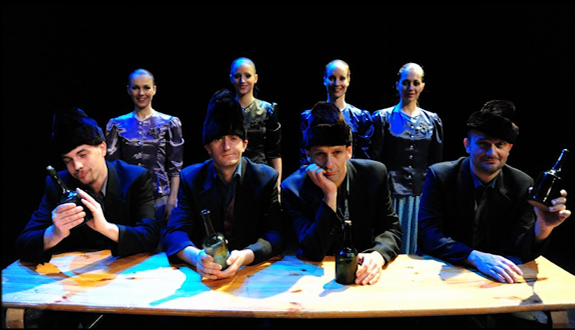 Gala 2013 Les danseurs