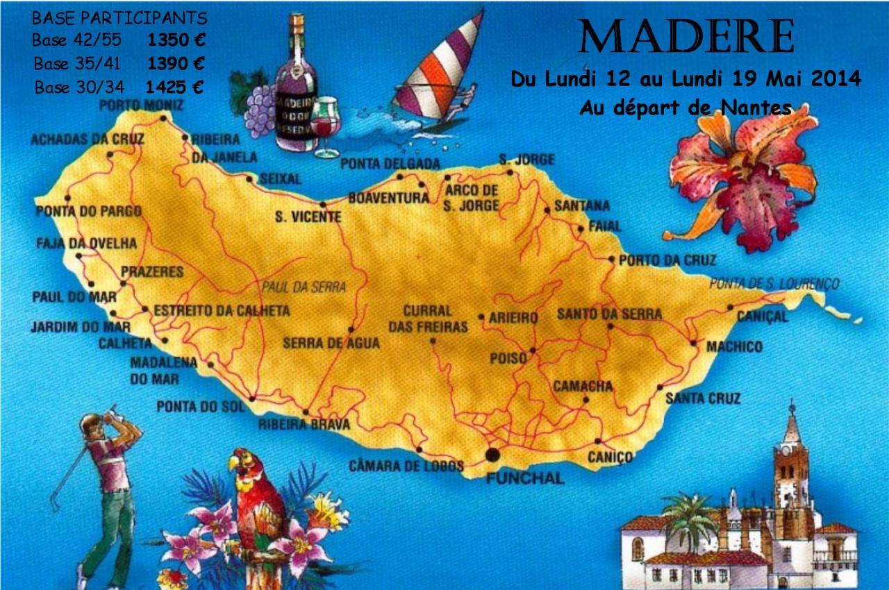 Carte De Madere à Imprimer | imvt