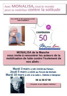 Monalisa 50 affiche