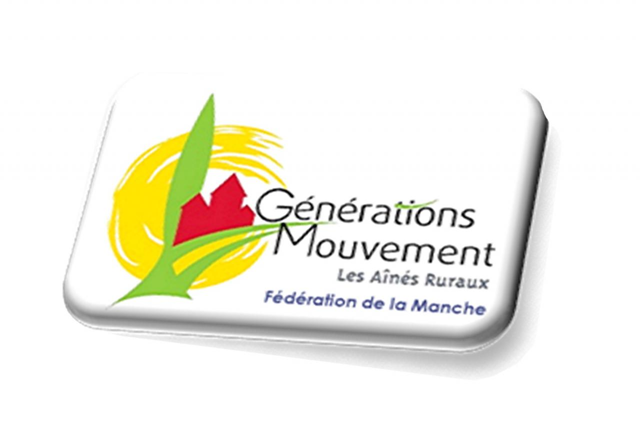 Générations Mouvement - Aînés Ruraux - Fédération de la Manche